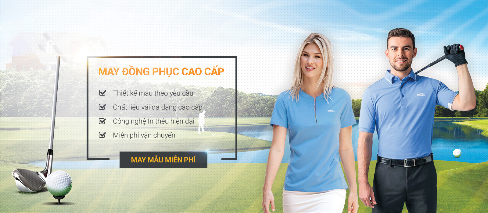 May Đồng Phục Cao Cấp