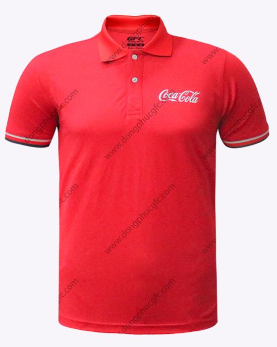 may áo thun đồng polo shirt