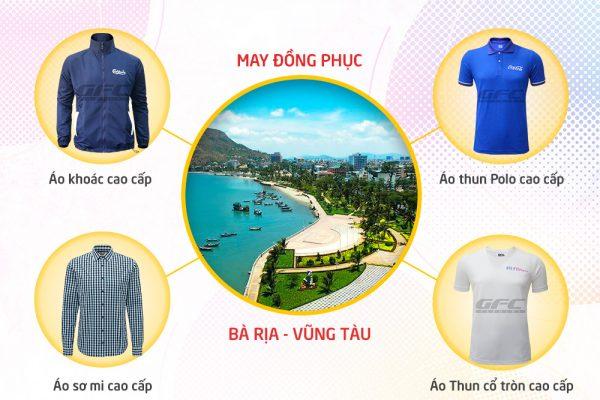 MAY DONG PHỤC VUNG TAU