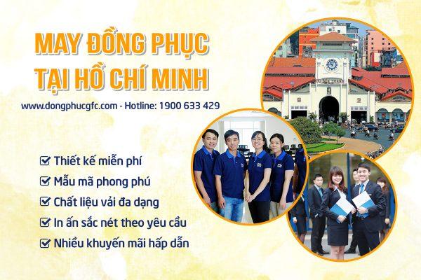 may dong phuc tai ho chi minh