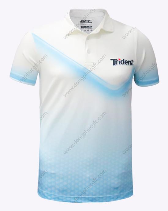 áo thun đồng phục trident