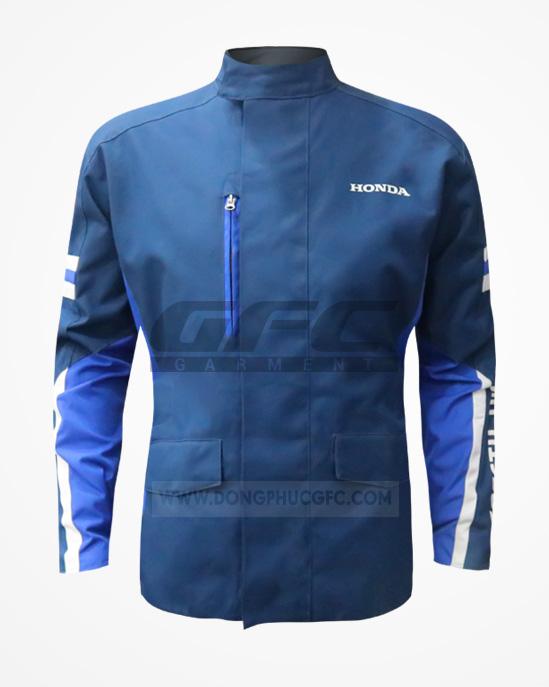 áo khoác bảo hộ nhân viên
