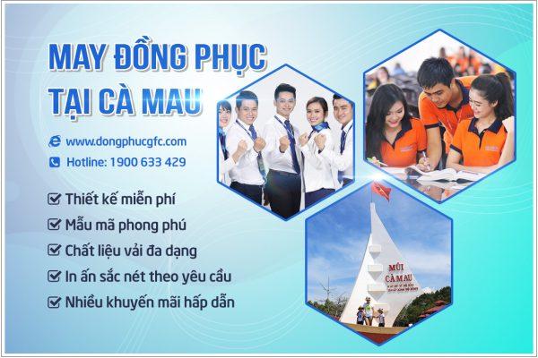 may dong phuc CA MAU 2