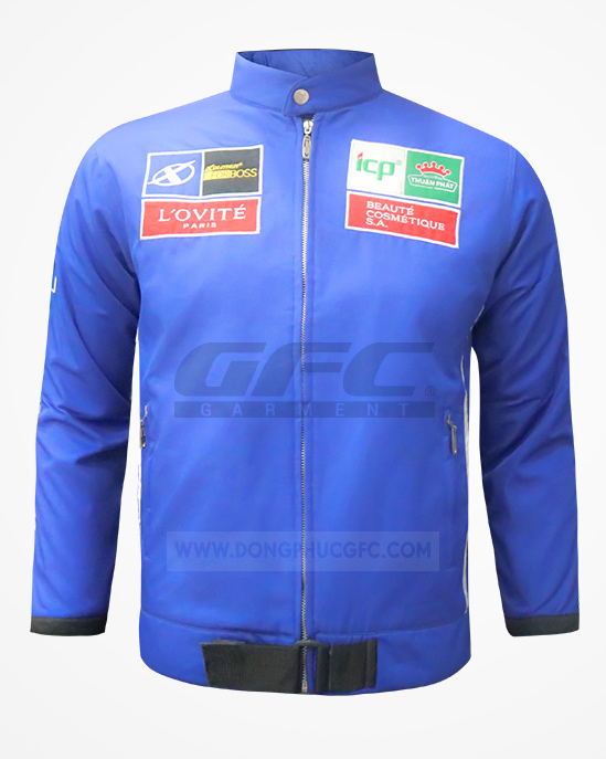 áo khoác gió công ty cao cấp