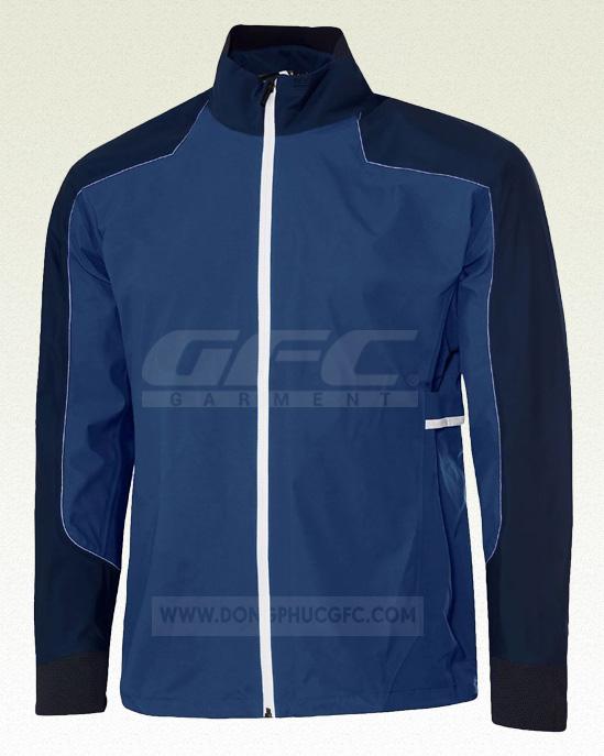 may áo khoác đồng phục gfc
