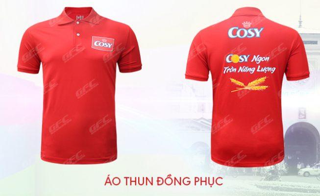 áo thun polo đồng phục gfc