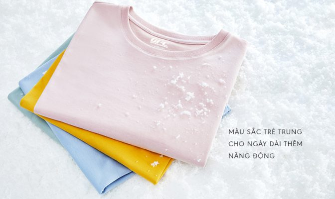 áo-thun-chất-liệu-vải-cotton