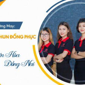 may áo thun đồng phục tại Đồng Nai