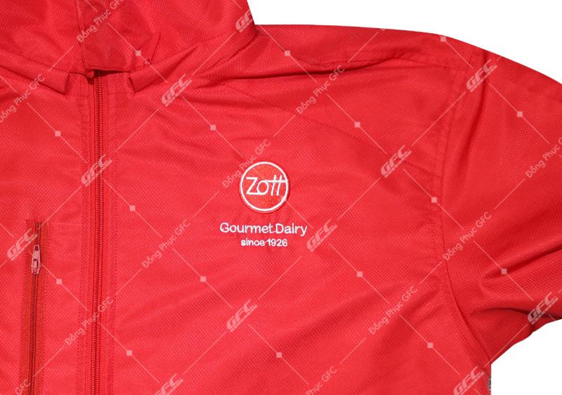 chuyên nhận may áo khoác ddoongfphucj, áo khoác cao cấp, áo khoác gió đồng phục tại Biên Hòa Đồng Nai