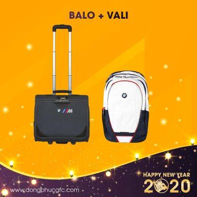 Chuyên sản xuất balo vali thương hiệu
