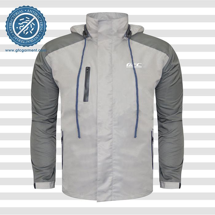 áo khoác gió kháng khuẩn