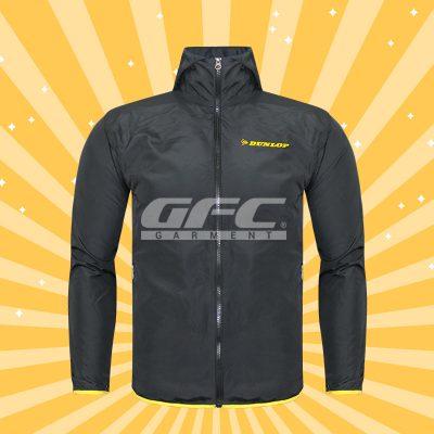 áo khoác golf đồng phục