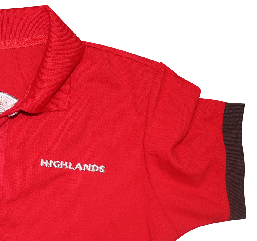 Mẫu đồng phục cao cấp Highland Coffee