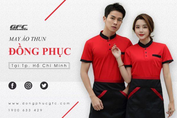 May áo thun theo yêu cầu tại Hồ Chí Minh