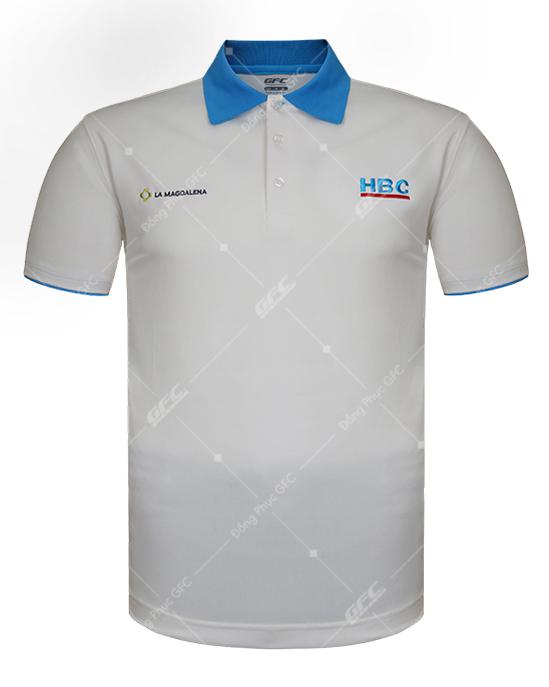 mẫu áo thun công sở ngân hàng