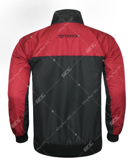 Đồng phục áo khoác gió Hồ Chí Minh