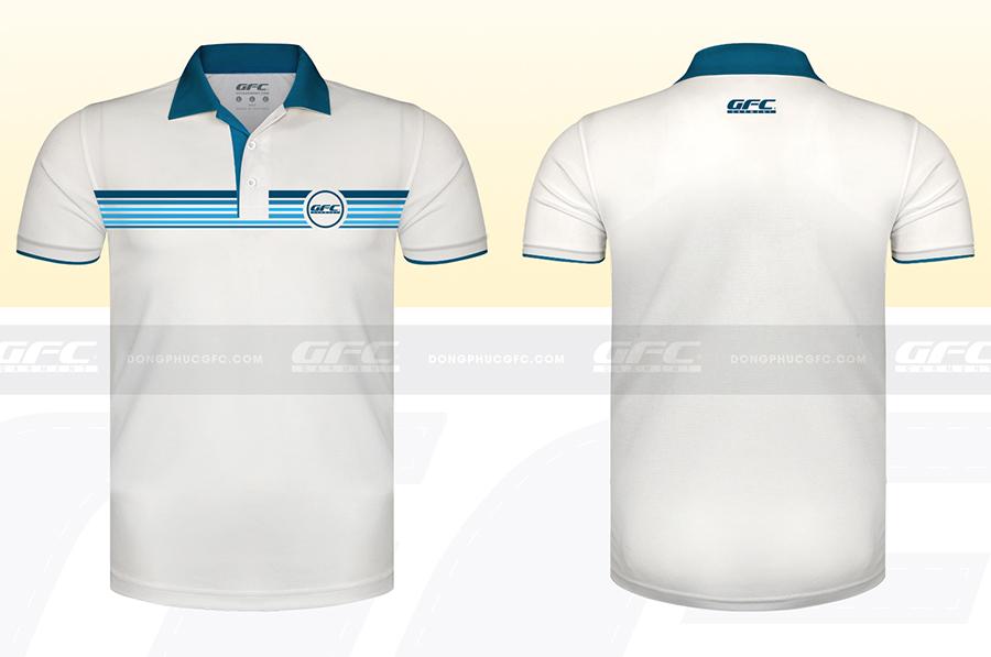 Mẫu áo thun công sở GFC Garment