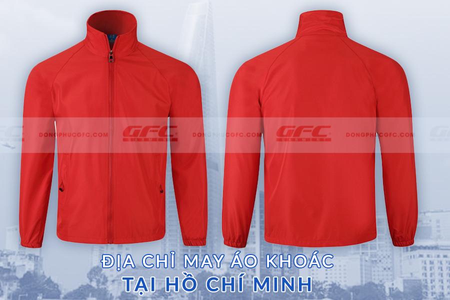 Địa chỉ may áo khoác uy tín tại Hồ Chí Minh