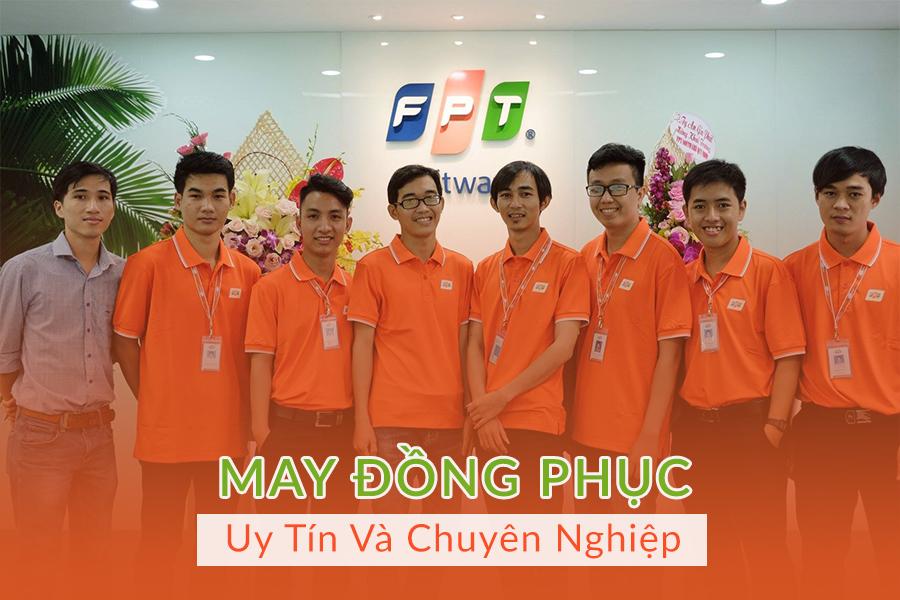 May áo thun đồng phục tại Hồ Chí Minh