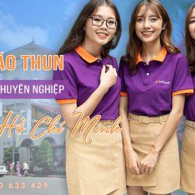 Xưởng may áo thun uy tín và chuyên nghiệp tại Hồ Chí Minh