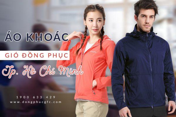 May áo khoác gió đồng phục tại Thành phố Hồ Chí Minh