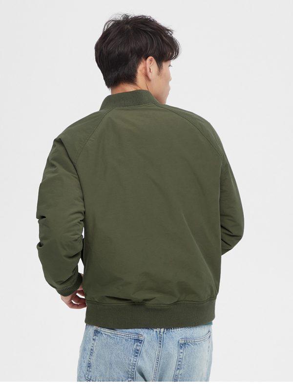 Mẫu áo khoác bomber đẹp