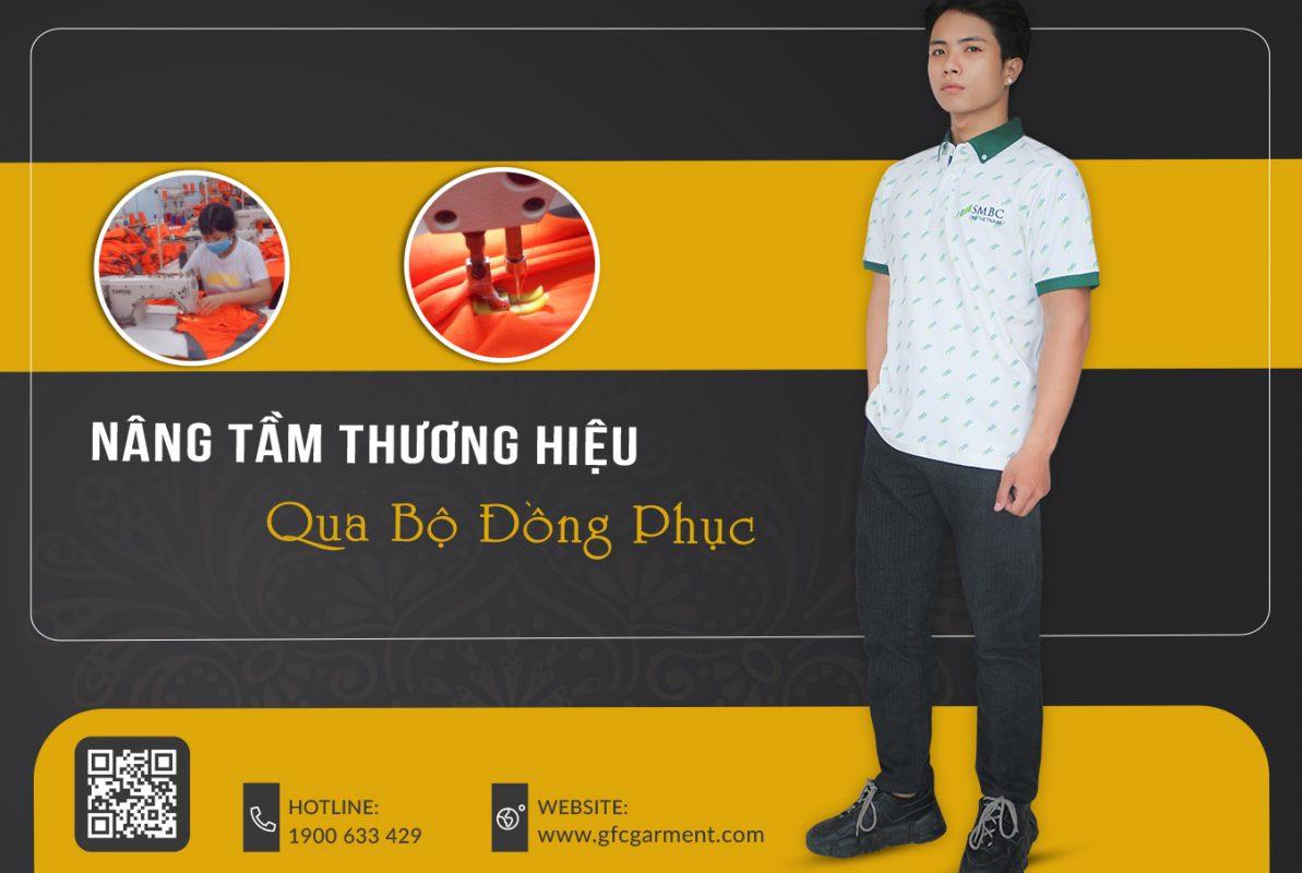 May áo thun quảng cáo tại Hồ Chí Minh