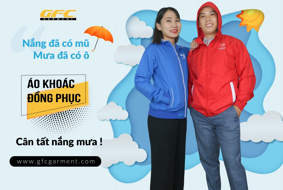 Địa chỉ may áo khoác đẹp tại Hồ Chí Minh
