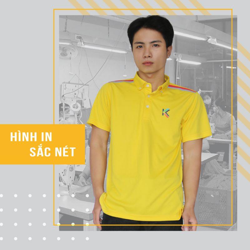 Địa chỉ may áo thun quảng cáo đẹp Hồ Chí Minh