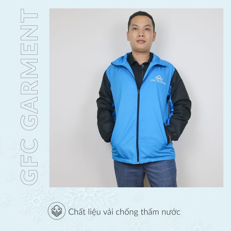 May áo khoác bảo hộ đẹp tại Hồ Chí Minh