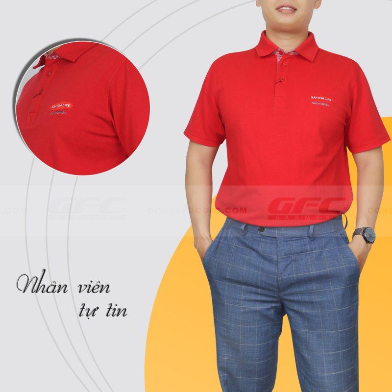 May áo thun Polo đẹp Hồ Chí Minh