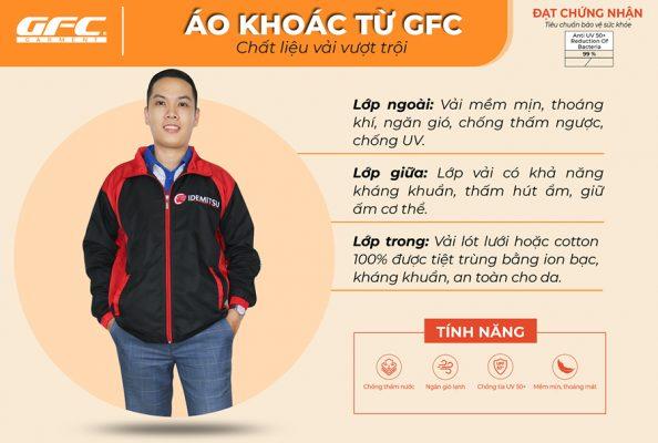 Địa chỉ may áo khoác đẹp Biên Hòa Đồng Nai
