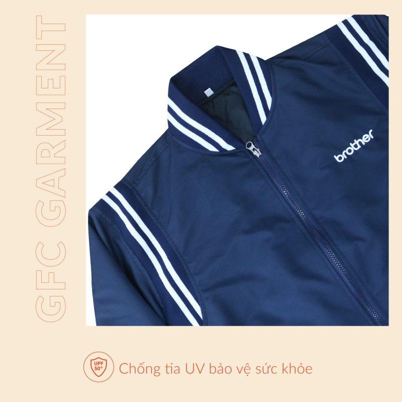 Kiểu áo khoác thời trang tại Biên Hòa