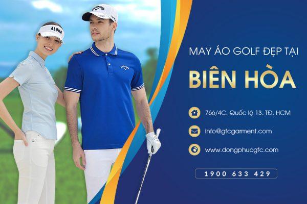 May áo Golf đẹp tại Biên Hòa