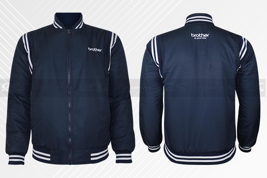 Công ty may áo khoác Bomber đẹp Thuận ANn