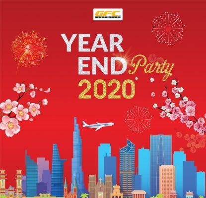 Lễ thổng kết GFC 2020 - Tất Niên 2021