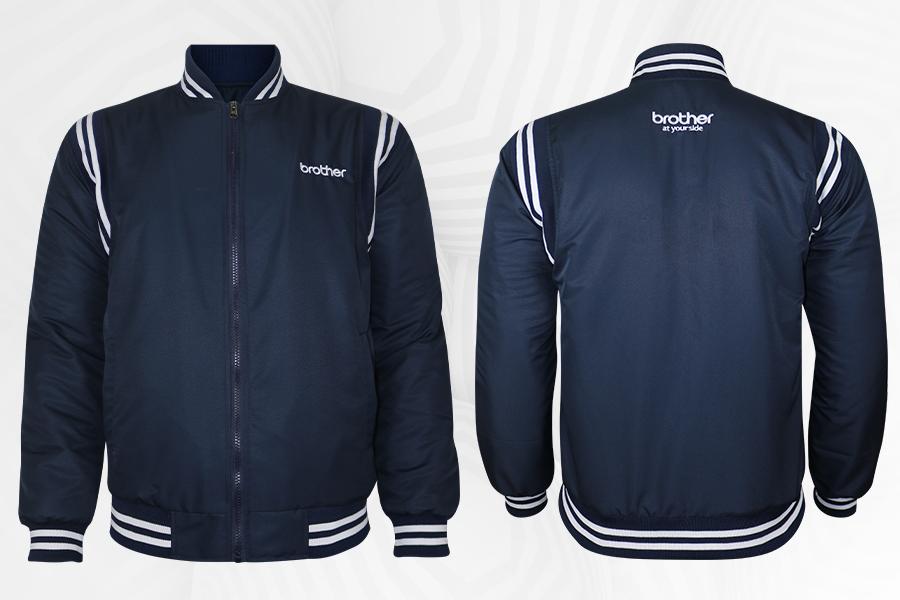 May áo khoác kiểu bomber tại Quận 7