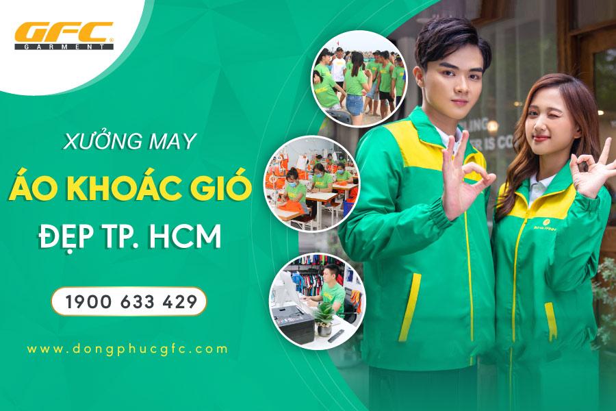 Công ty may áo khoác Hồ Chí Minh