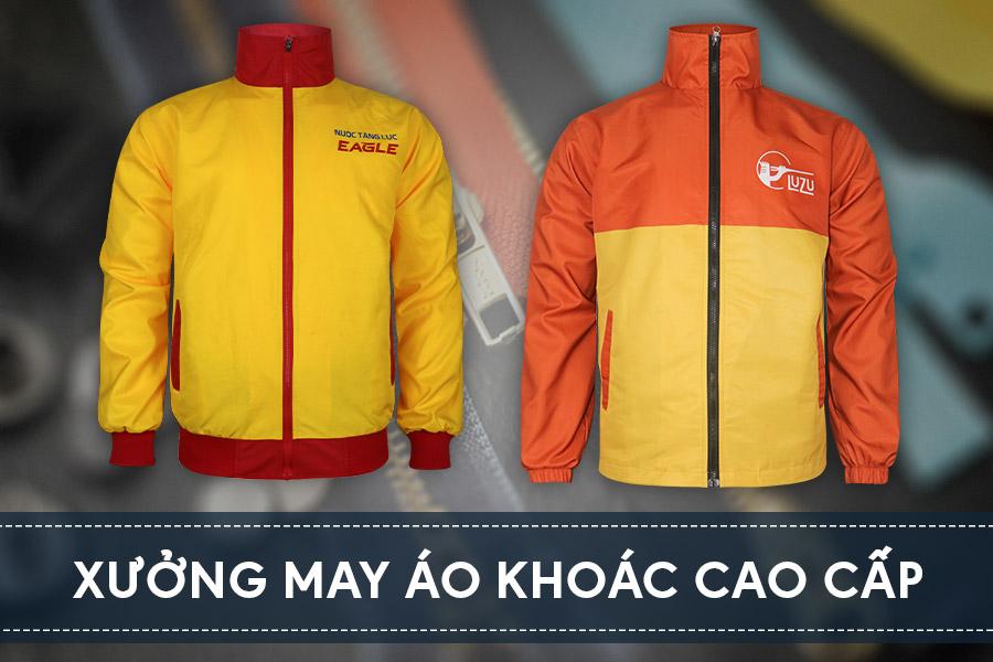 Xưởng may áo khoác cao cấp GFC