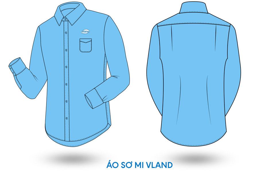 Thiết kế may mẫu áo sơ mi miễn phí