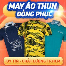 May áo thun đồng phục tại Tp.HCM